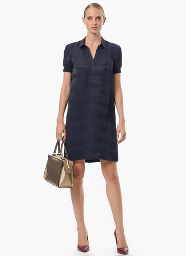 Gömlek Yaka Mini Elbise Network
